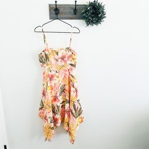NEW Joie Pink Floral Phara Fit and Flare Dress 4